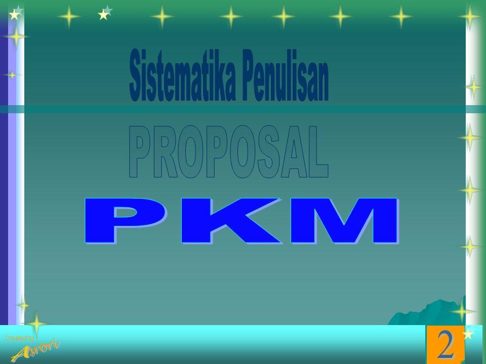 Created by : Bagian inti (lanjutan) K.NAMA DAN BIODATA DOSEN PENDAMPING 1.