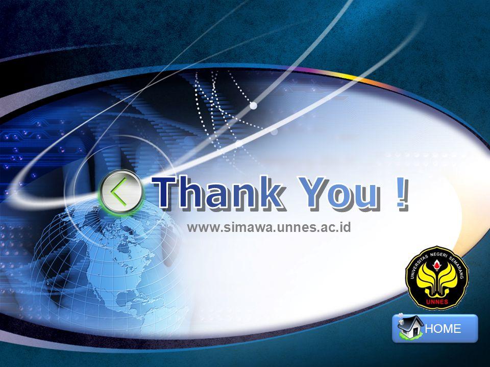 LOGO www.simawa.unnes.ac.id Contoh Pendaftaran PKM Online Contoh Bukti Pendaftaran PKM Online