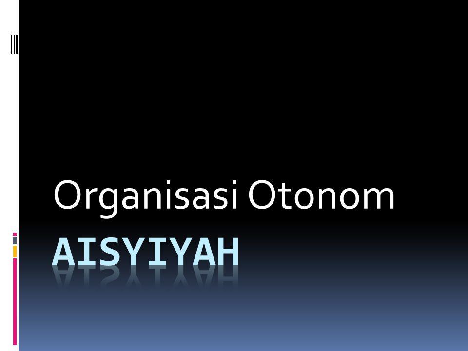 Organisasi Otonom