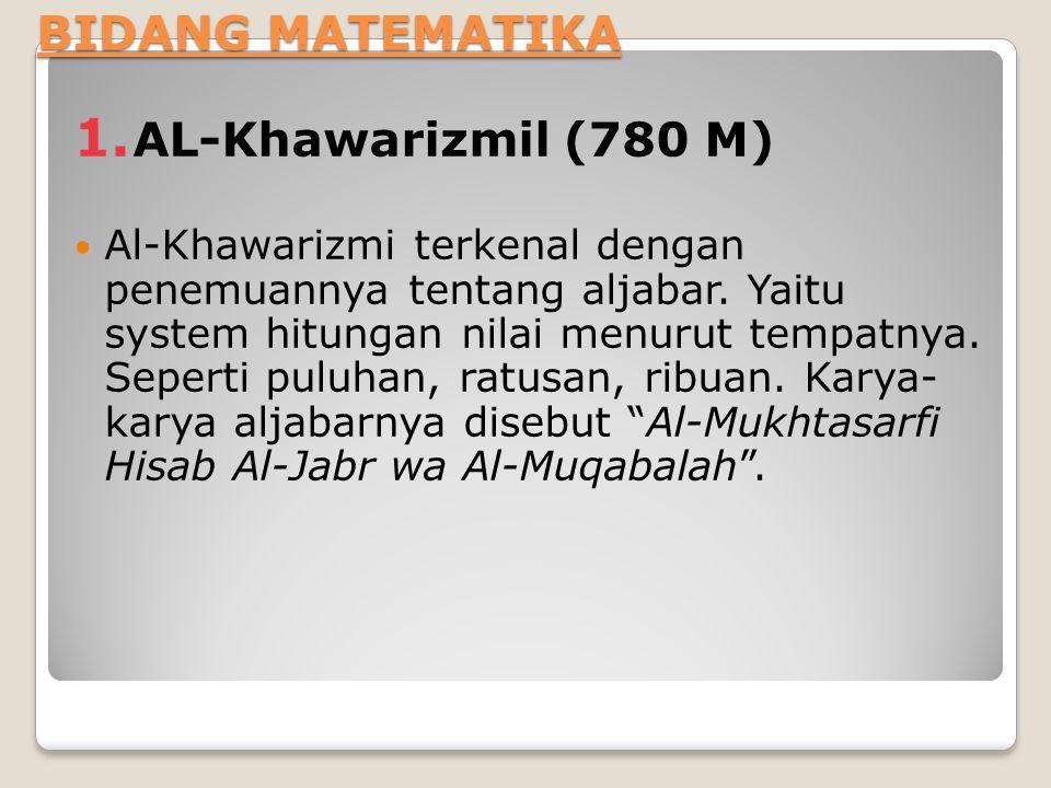 Diantara bukunya yang terkenal adalah sebagai berikut : 1. Maqasid al-falasiyah (Tujuan dari Filsuf) 2. Tahafut al-Falasiyah (Kekacauan para Filsuf) 3