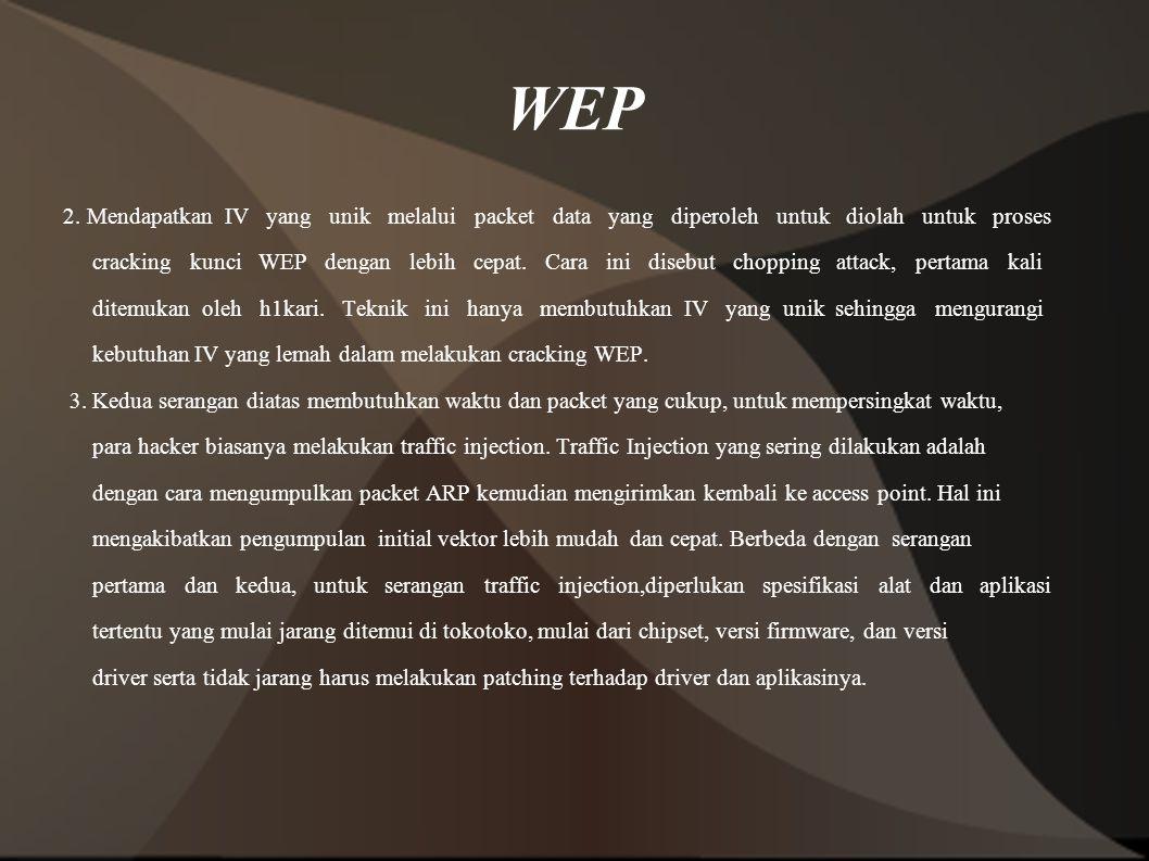 WEP 2.