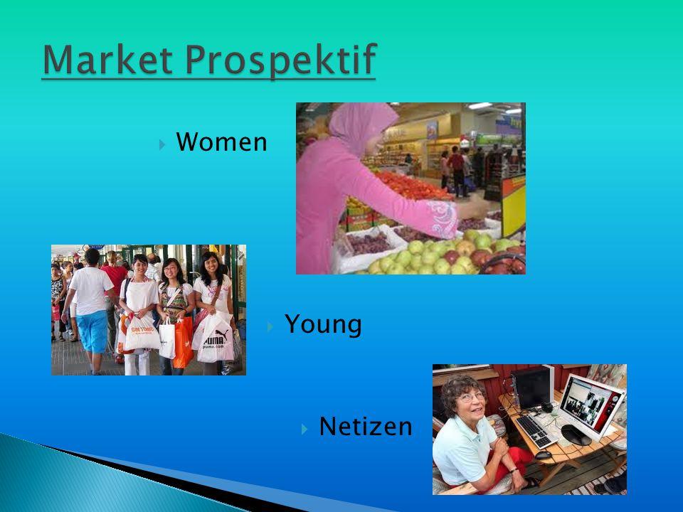  Women  Young  Netizen