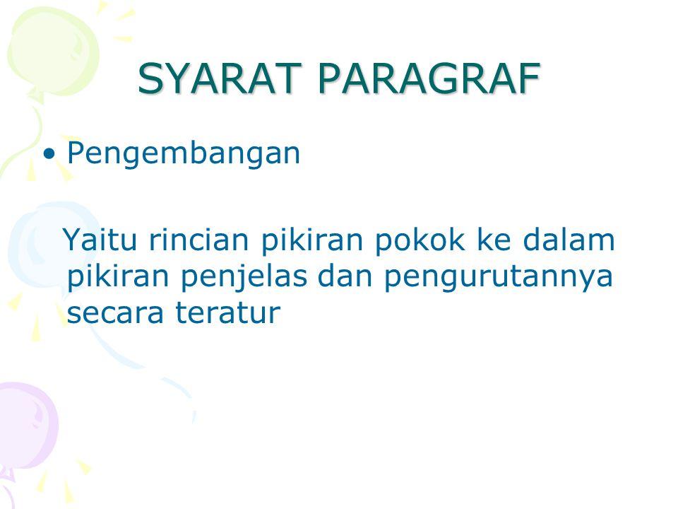 JENIS PARAGRAF Menurut posisi kalimat topiknya 1.Paragraf deduktif 2.