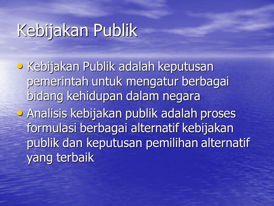 Political System Theory Adalah teori yang menganggap kebijakan publik sebagai respons sistem politik terhadap permintaan yang muncul dalam masyarakat lingkungannya.