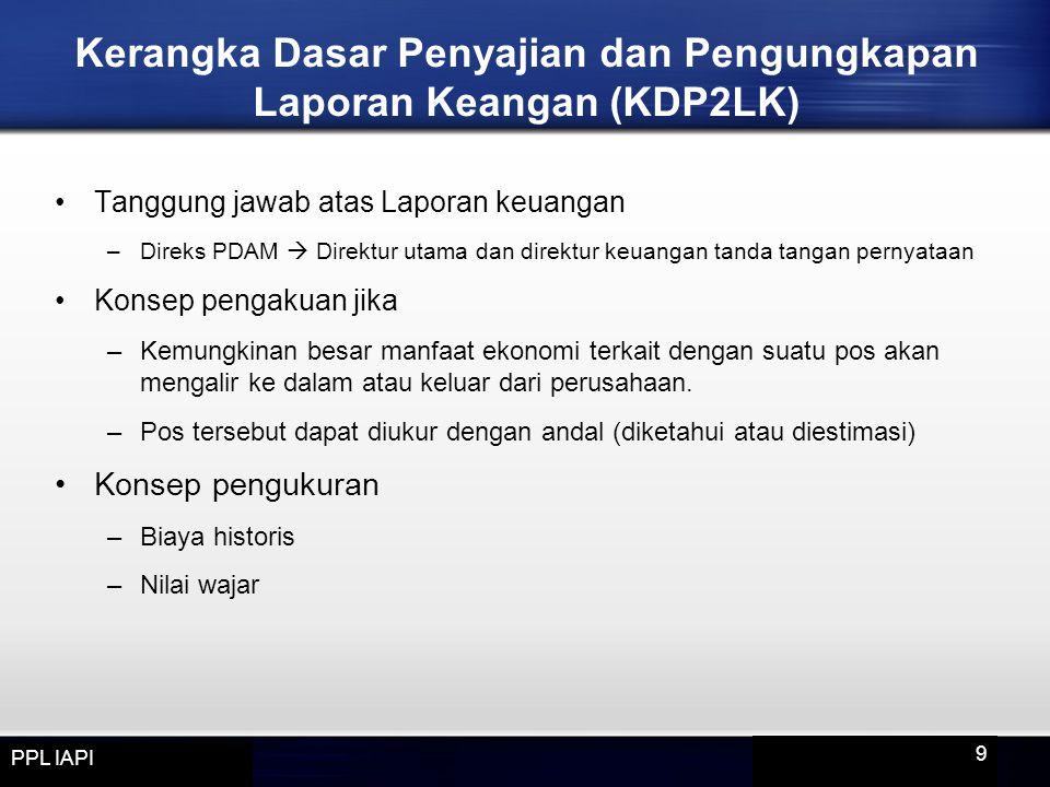 PPL IAPI80