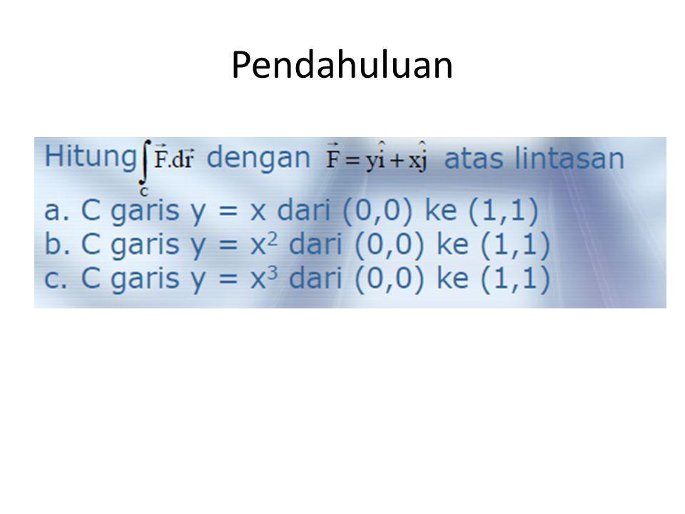Teorema C : Misalkan dengan M, N,P kontinu bersama- sama dengan turunan parsial tingkat pertamanya dalam suatu himpunan tersambung terbuka D dengan tanpa lubang.