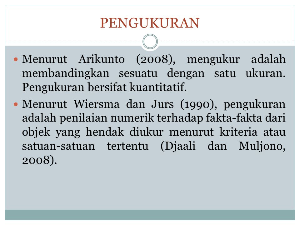 PENILAIAN Anthony J.Nitko (1996 : 4) menjelaskan assessment is a broad term defined as a process for obtaining information that is used for making decisions about students, curricula and programs, and educational policy