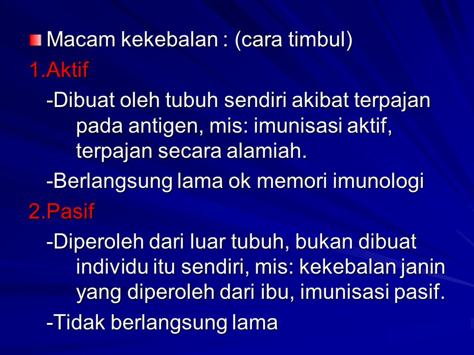 RESPON IMUN 1.