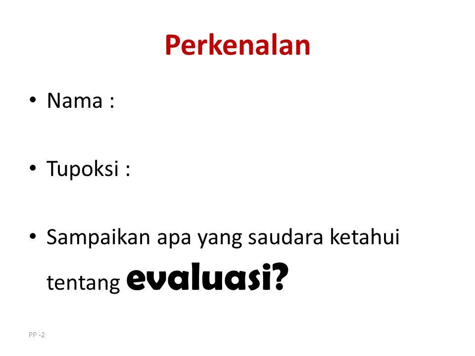 POKOK BAHASAN Dr.