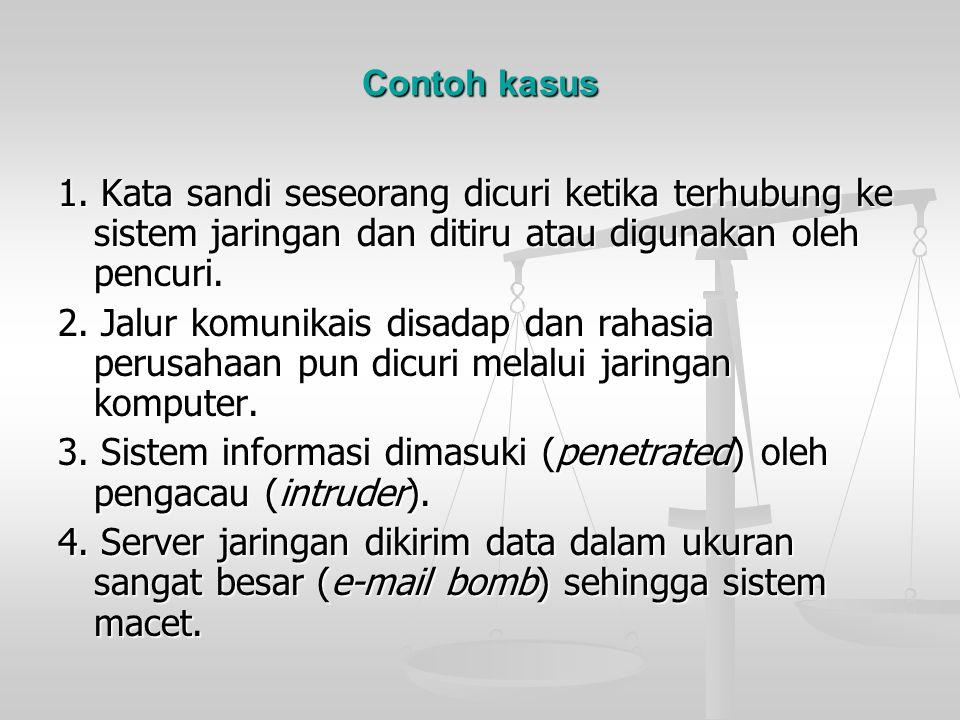 Urgensi Pengaturan Cyberlaw di Indonesia Kepastian Hukum Untuk mengantisipasi implikasi- implikasi yang timbul akibat pemanfaatan TI Adanya variable global, yaitu persaingan bebas dan pasar terbuka