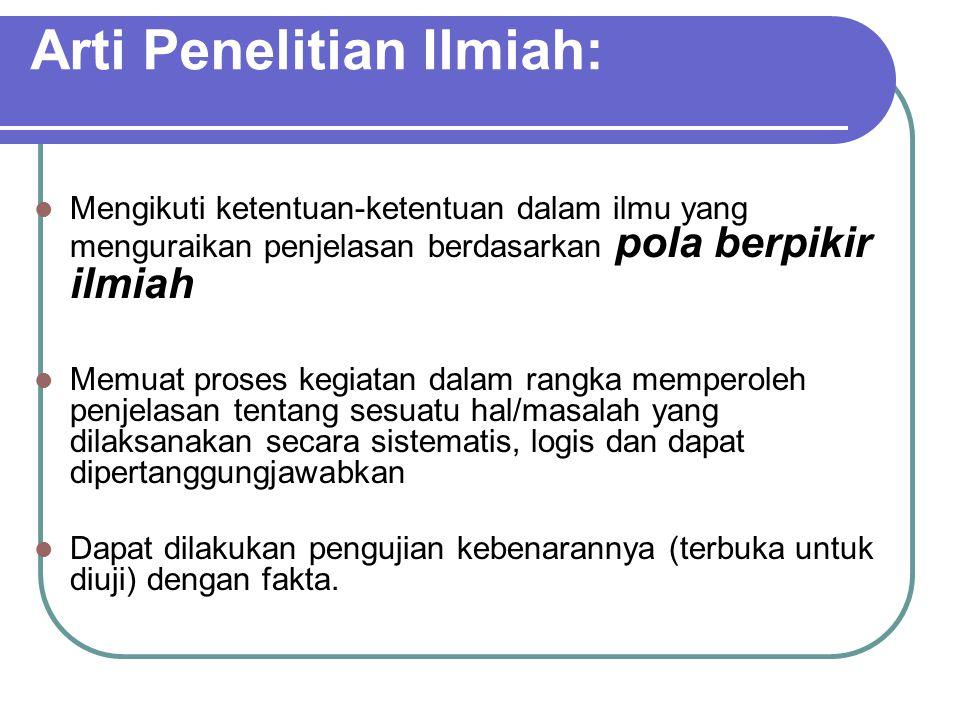 PENDEKATAN DLM PENELITIAN ILMIAH (PARADIGMA) Yaitu : Landasan teori ( Kajian teori dan Kerangka Pemikiran) yang digunakan dalam penelitian ilmiah tersebut.
