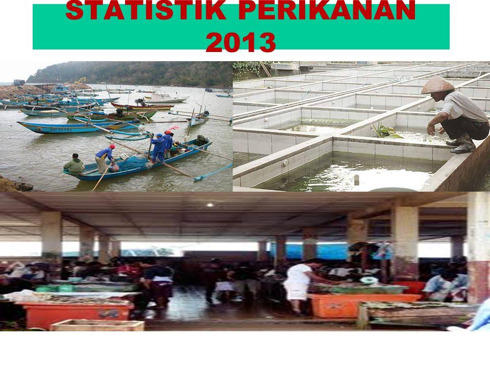 STATISTIK PERIKANAN 2013