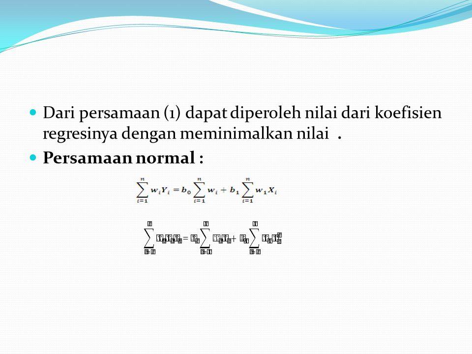 Overall Test (Uncorrected) Perumusan Hipotesis H 0 :  i = 0, i = 0, 1, 2,..., k H 1 : Paling tidak terdapat satu  i yang perbedaannya dengan nol bermakna.
