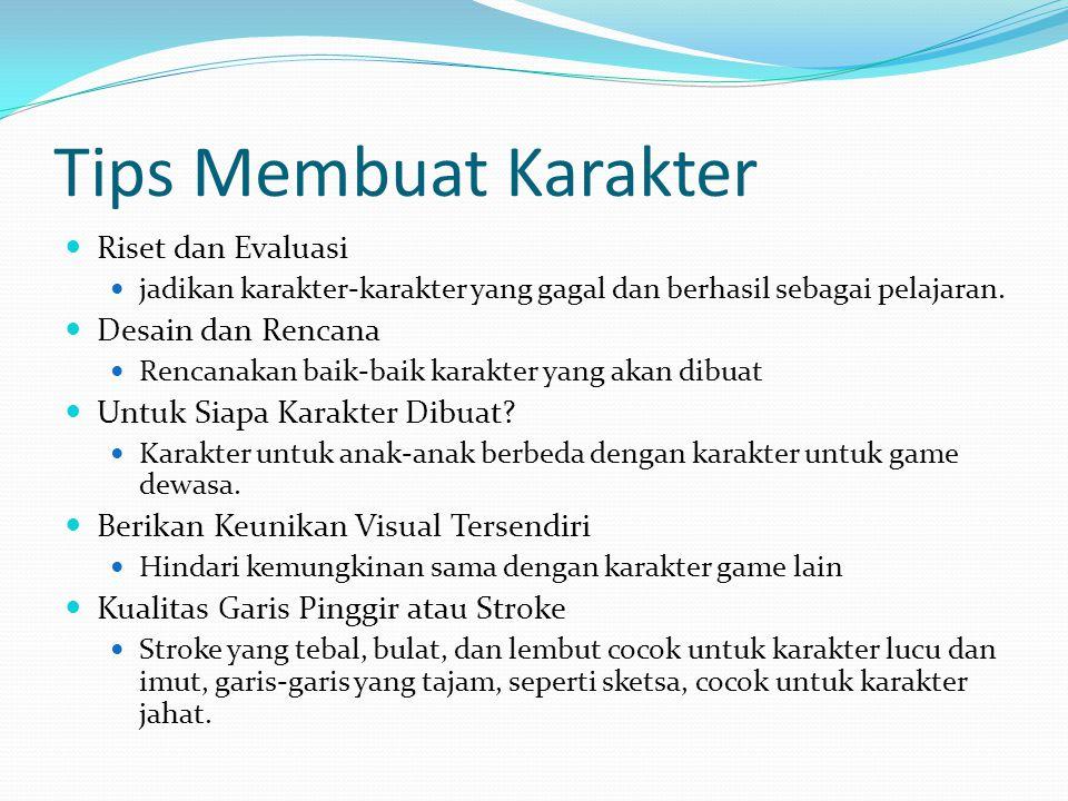 Agung Toto Wibowo http://gameprogramming.blog.ittelkom.ac.id/blog/ Resource : Apriyatno, Veri, Cara Mudah Menggambar dengan Pensil , Kawan Pustaka, Jakarta, 2004