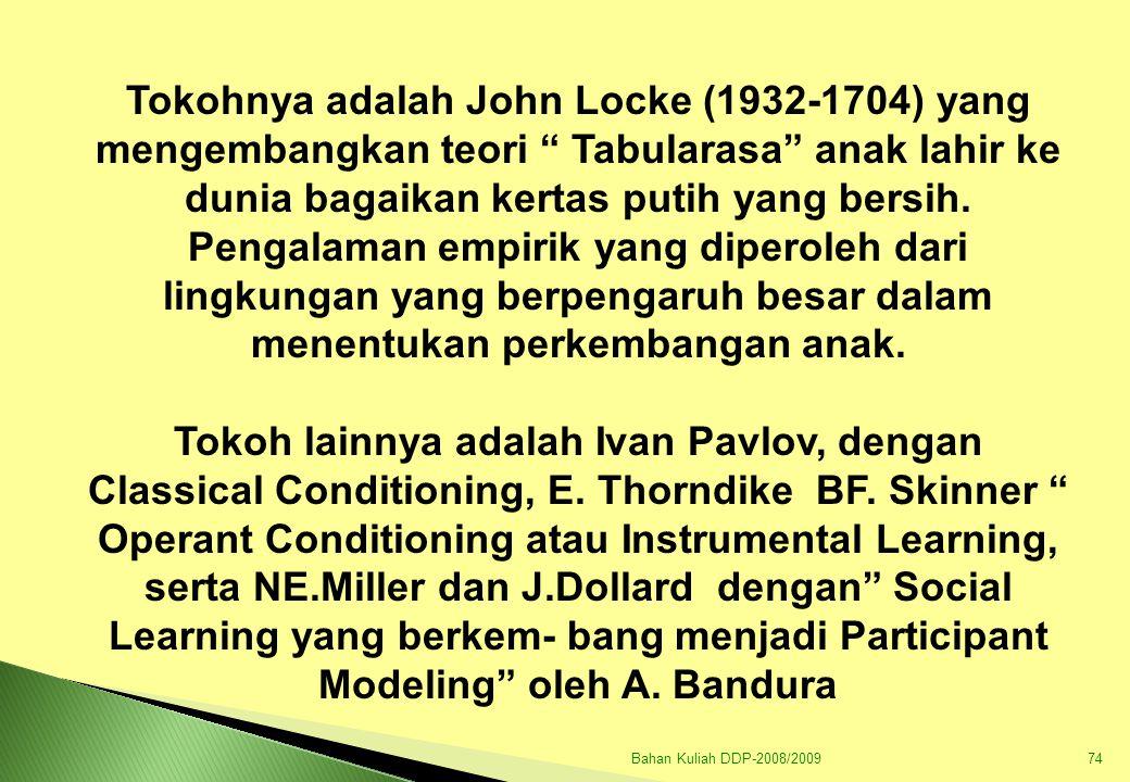 Bahan Kuliah DDP-2008/200975 B.