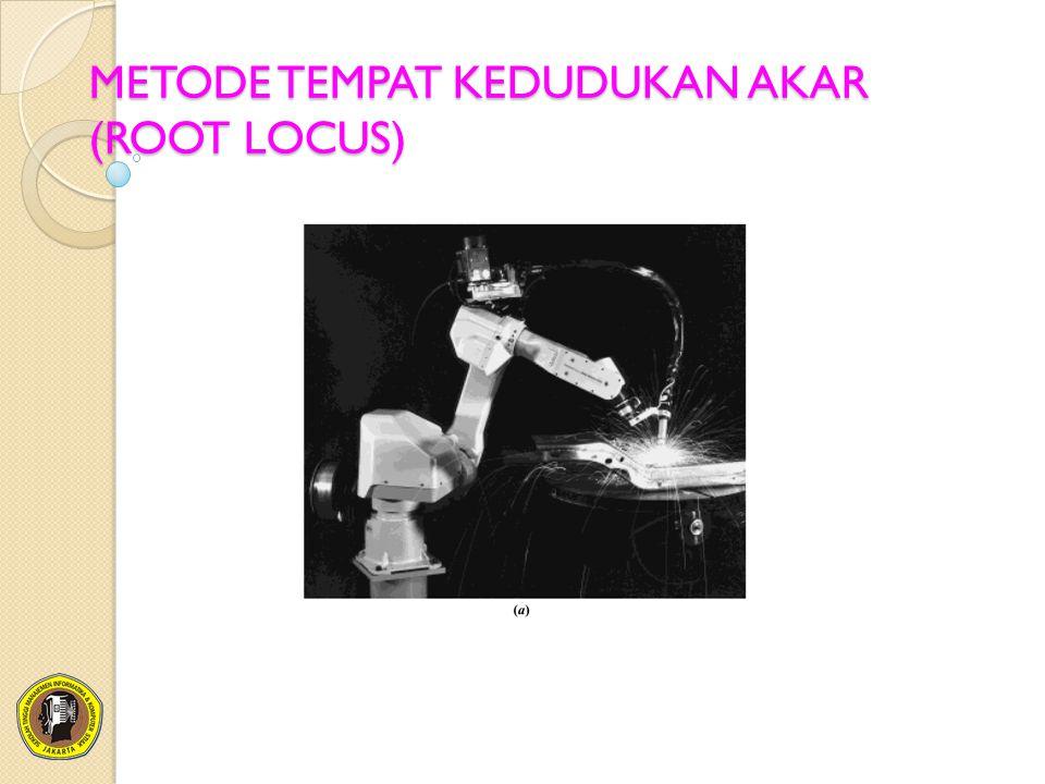 METODE TEMPAT KEDUDUKAN AKAR (ROOT LOCUS)