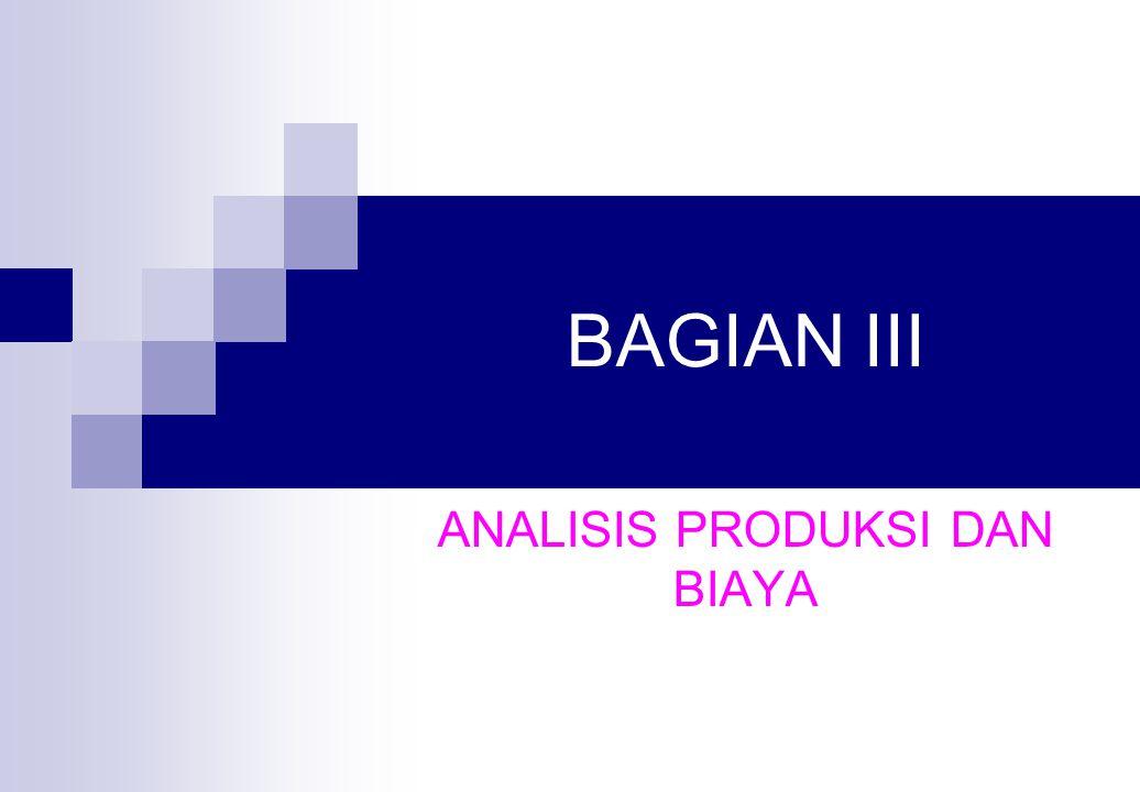 PERAMALAN INPUT-OUTPUT suatu perusahaan dapat juga meramalkan penjualannya dengan menggunakan tabel input-otput, analisis input-output (input-output a