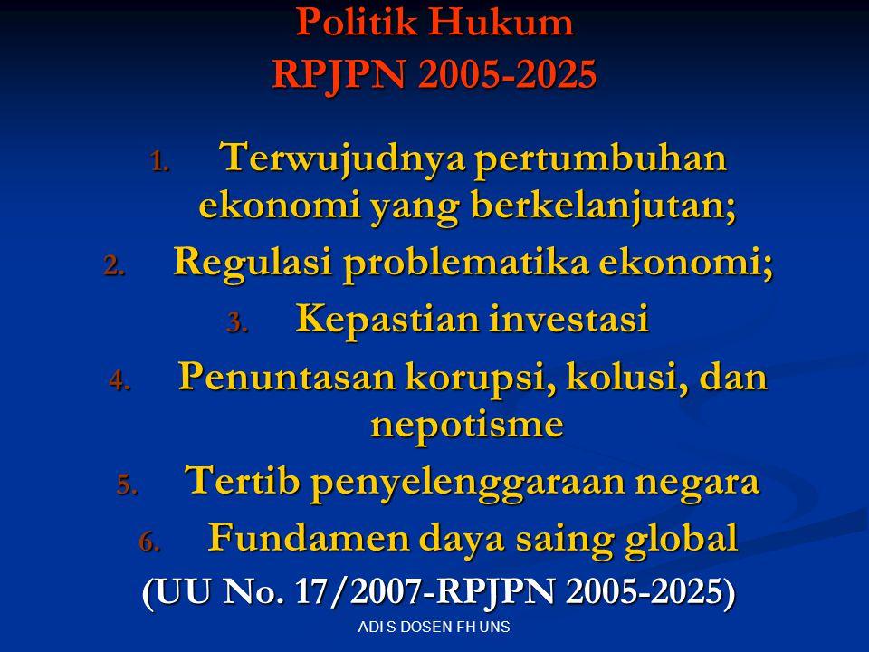 POLITIK HK BISNIS INDONESIA MENGACU PADA PASAL 33 UUD 45 1. Perekonomian disusun sebagai usaha bersama bdr atas asas kekeluargaan. 2. Cabang-cabang pr