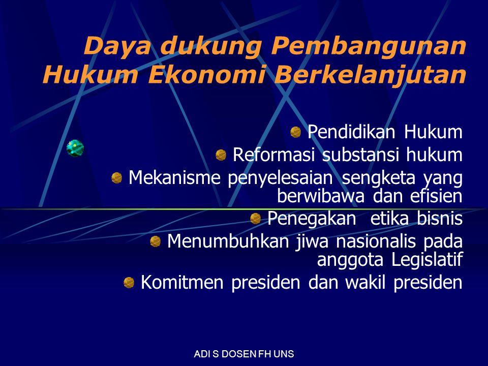 VISI INDONESIA 2030 MENJADI NEGARA EKONOMI KELIMA DI DUNIA Kunci sebuah bangsa mewujudkan : Butuh Pimpinan yg tegas, berani, berkarakter, dan mampu me