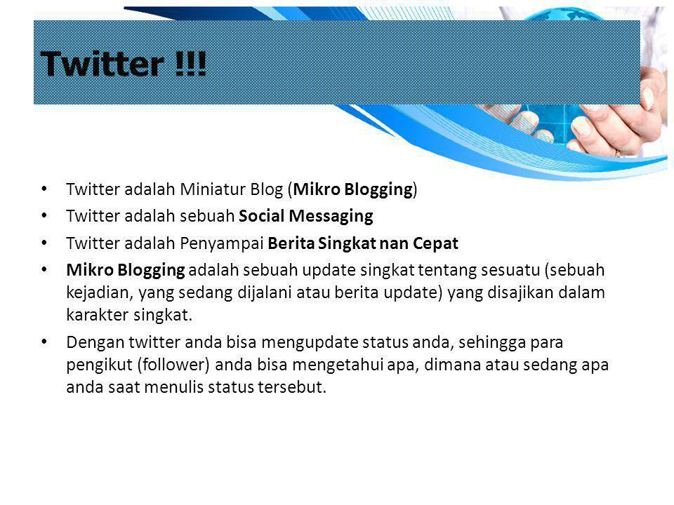Twitter !!.Retweet (RT).