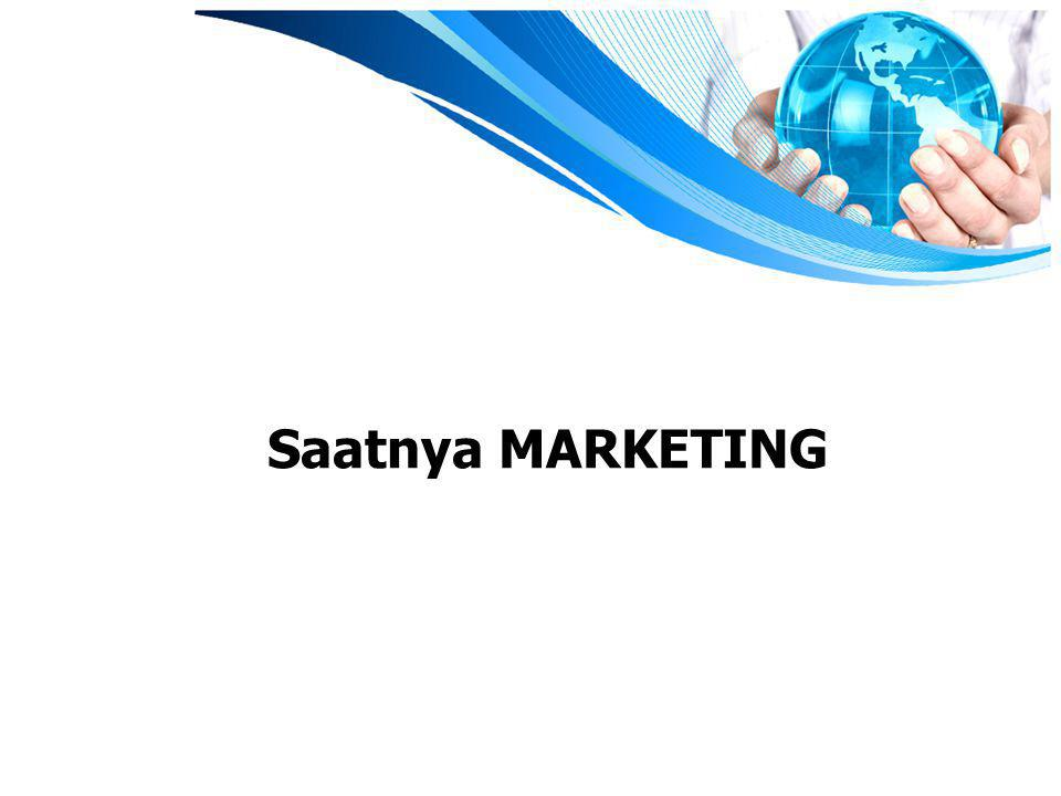 Saatnya MARKETING