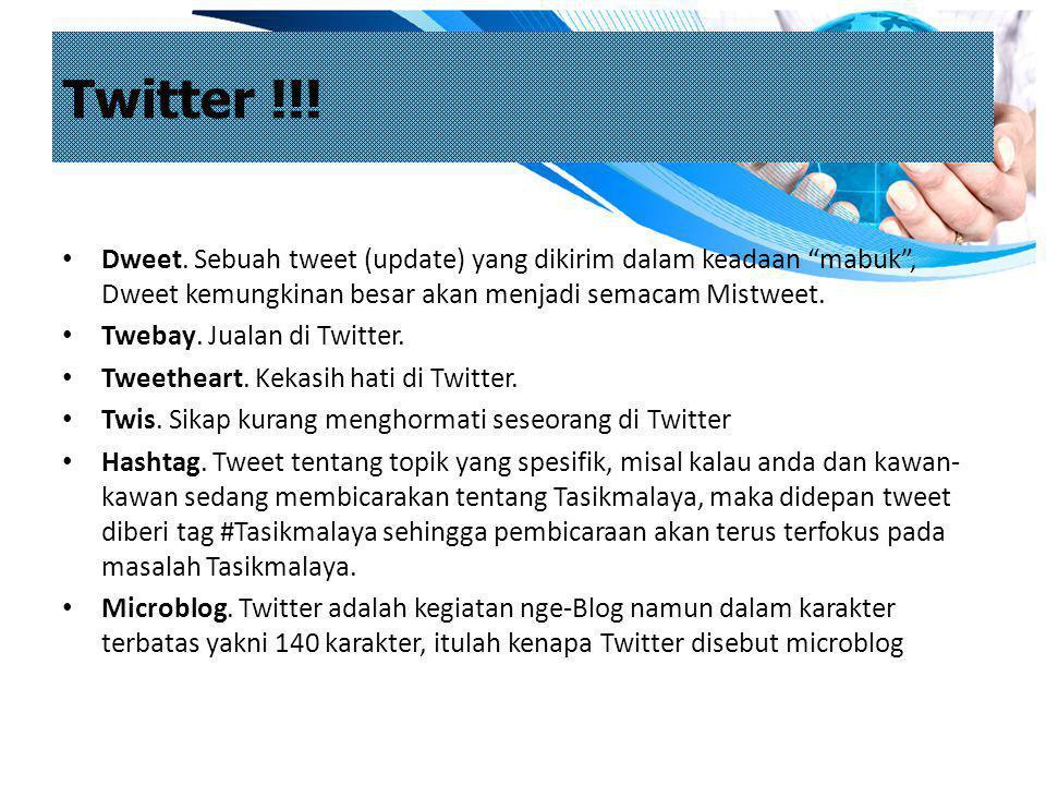 Twitter !!.Nudge.