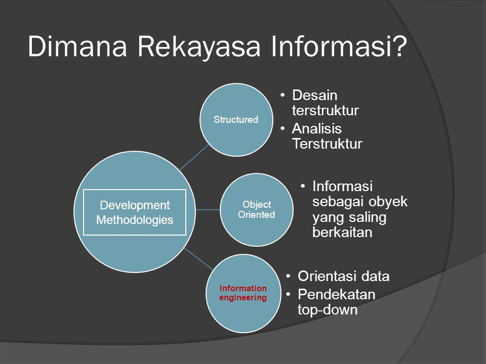 Dimana Rekayasa Informasi.
