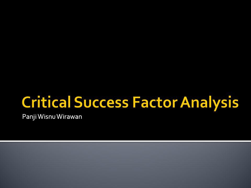  Pengertian  CSF Analysis  Tipe CSF  Contoh CSF  Karakteristik CSF  Analisis CSF