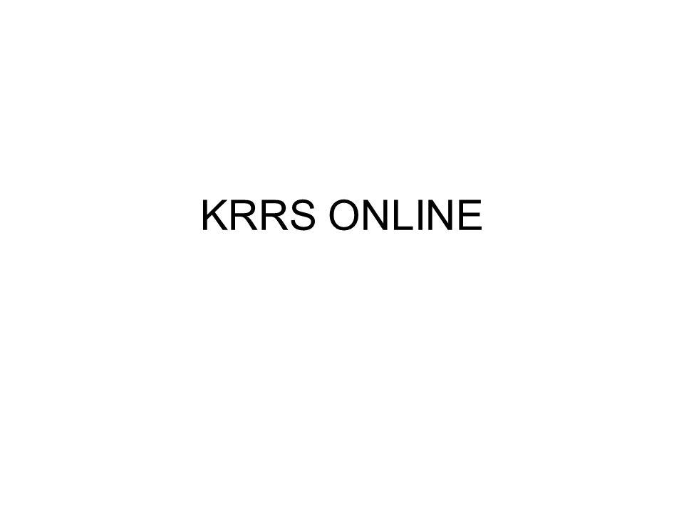KRRS ONLINE