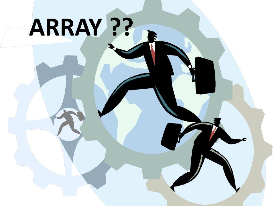 ARRAY ??