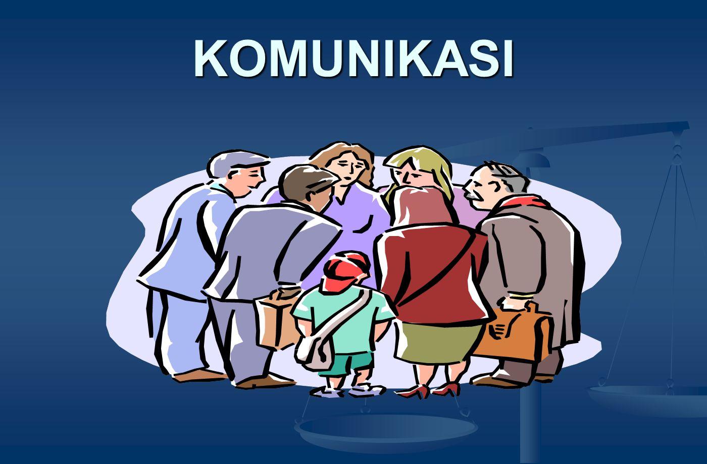 KOMUNIKASI ORGANISASI * Saluran Komunikasi Formal, Seorang bawahan akan cenderung melaporkan situasi kepada atasannya langsung.