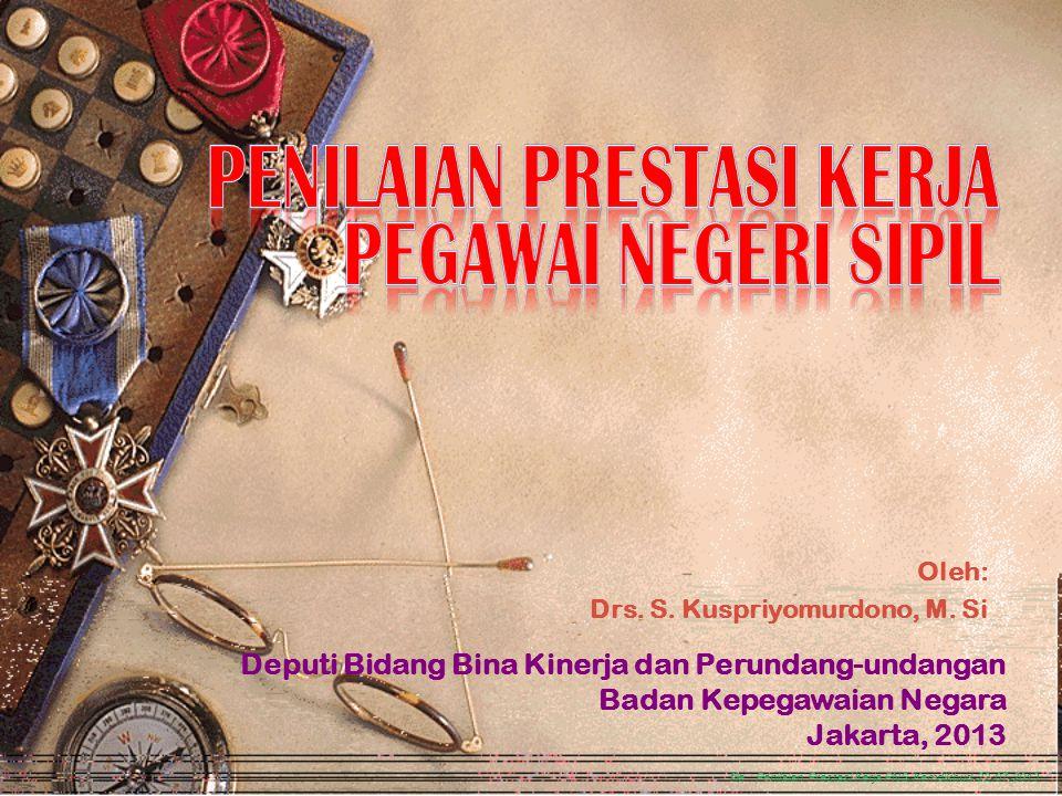 Oleh: Drs.S. Kuspriyomurdono, M.