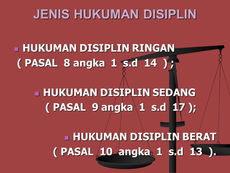 SOSIALISASI PERATURAN PEMERINTAH NOMOR 53 TAHUN 2010 TENTANG DISIPLIN PEGAWAI NEGERI SIPIL