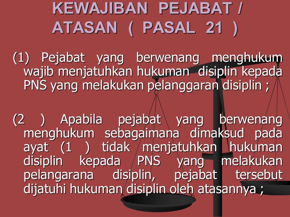 PELANGGARAN WAKTU KERJA : ( PASAL 14 ) Pelanggaran terhadap kewajiban masuk kerja dan menaati ketentuan jam kerja sebagaimana dimaksud dalam Pasal 8 a