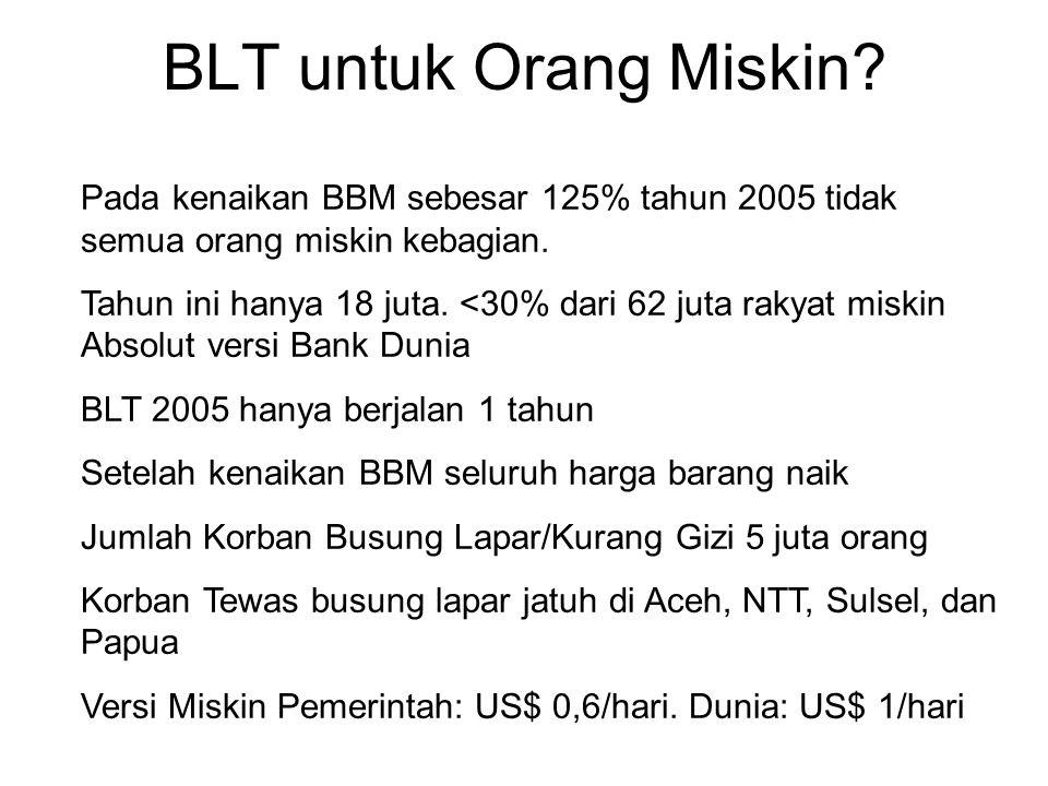 Energi Indonesia untuk Siapa.