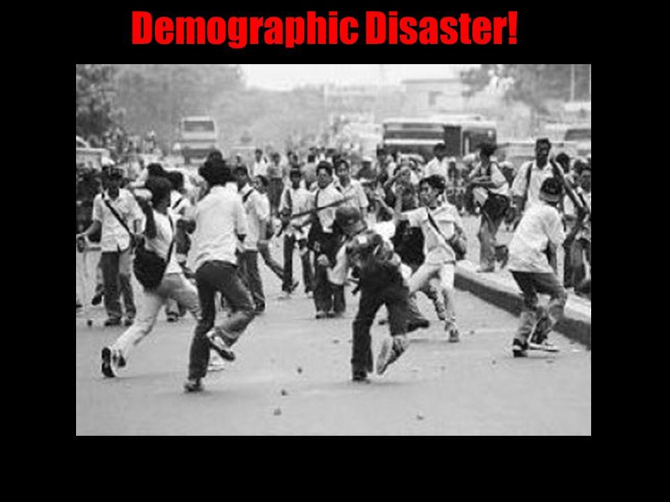 Demographic Disaster!