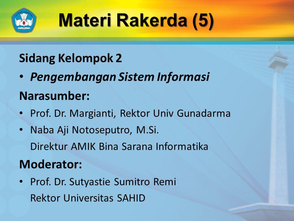 Sidang Kelompok 2 Pengembangan Sistem Informasi Narasumber: Prof.