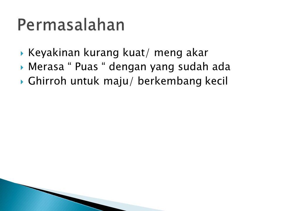 Yakni agama Islam adalah Apa yang disyariatkan Alloh dengan perantaraan NabiNya berupa : Perintah (Awaamir) Larangan ( Nawaahi ) Petunjuk ( Irsyaadah ) Untuk kebaikan manusia di dunia dan akhirat