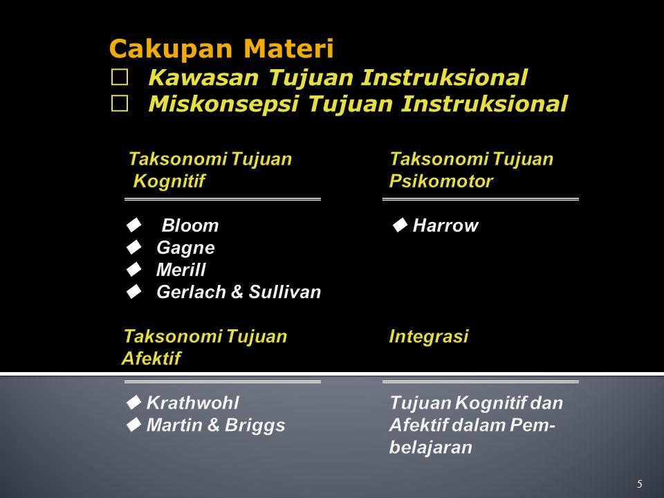  Dosen mempunyai arahan untuk memilih bahan pelajaran dan memilih prosedur (metode) mengajar.