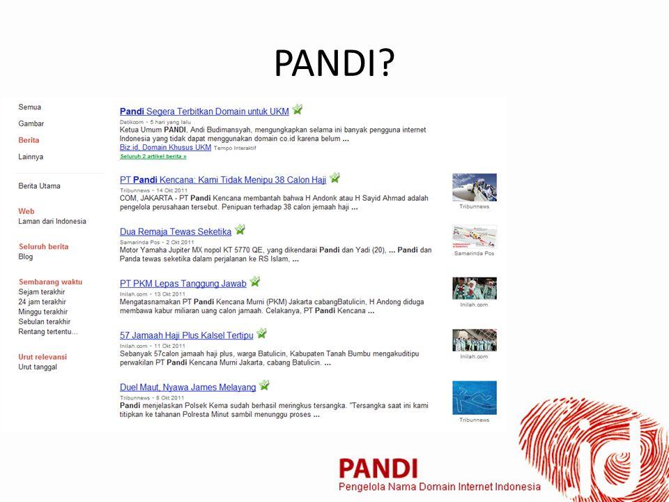 PANDI?