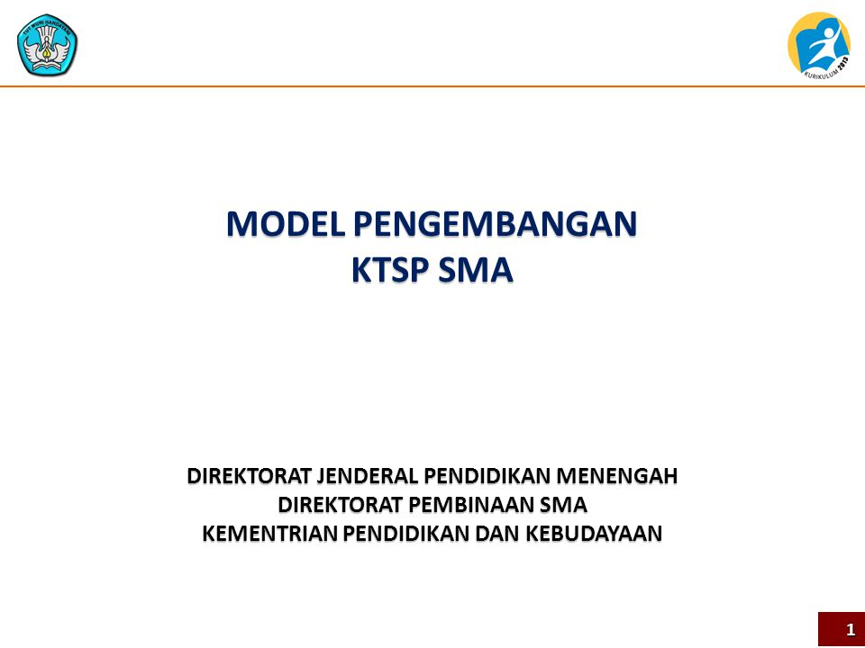 Langkah Kerja Pengembangan KTSP Sekolah  Kepala SMA membentuk atau melakukan revitalisasi fungsi Tim Pengembang Kurikulum (TPK) Sekolah dan memberi pengarahan teknis untuk melakukan pengembangan KTSP.