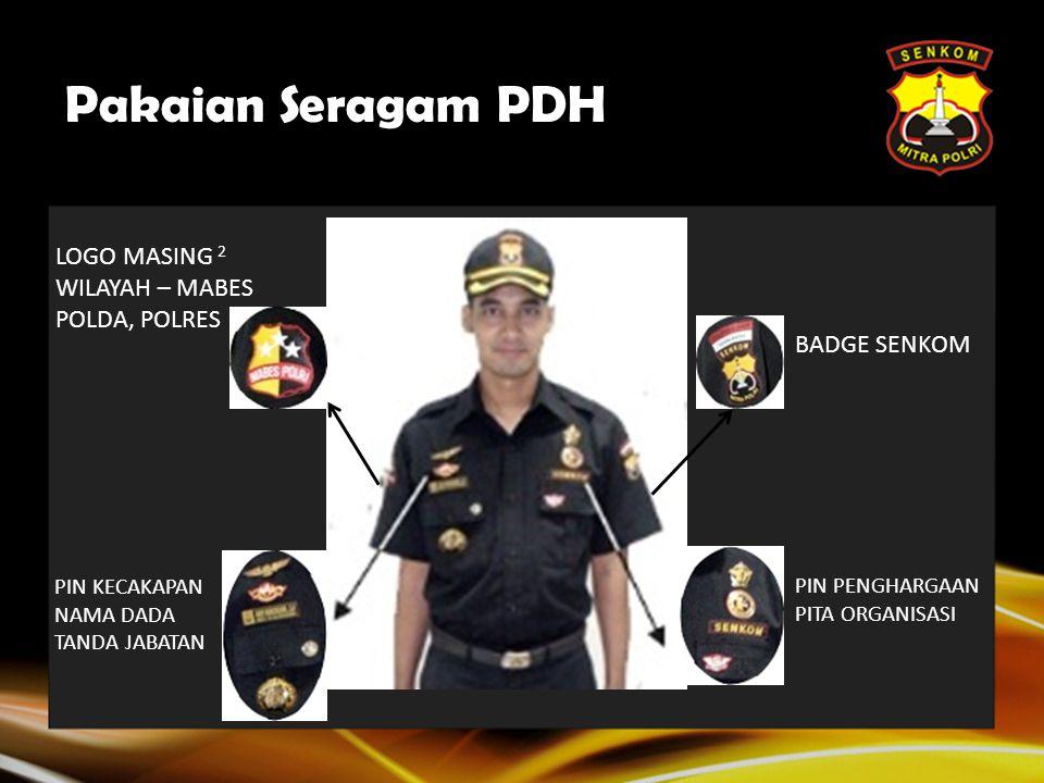 Pin PENGHARGAAN POLISI KEHORMATAN MABES POLRI