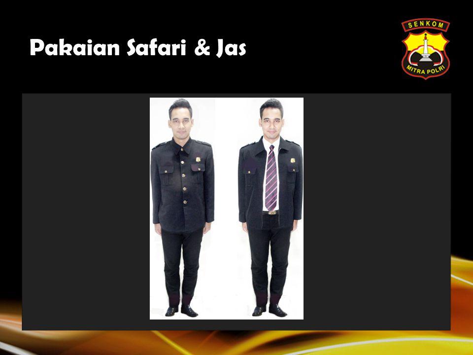 Pakaian Seragam PDU & JAS PDU JAS