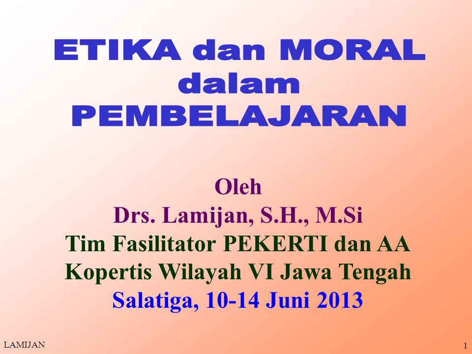 1 Oleh Drs.