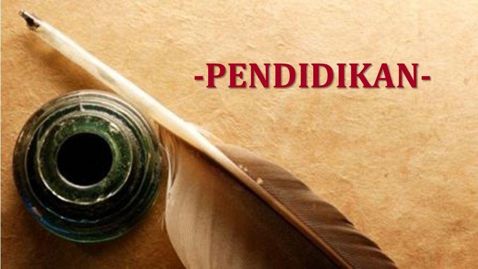 -PENDIDIKAN-