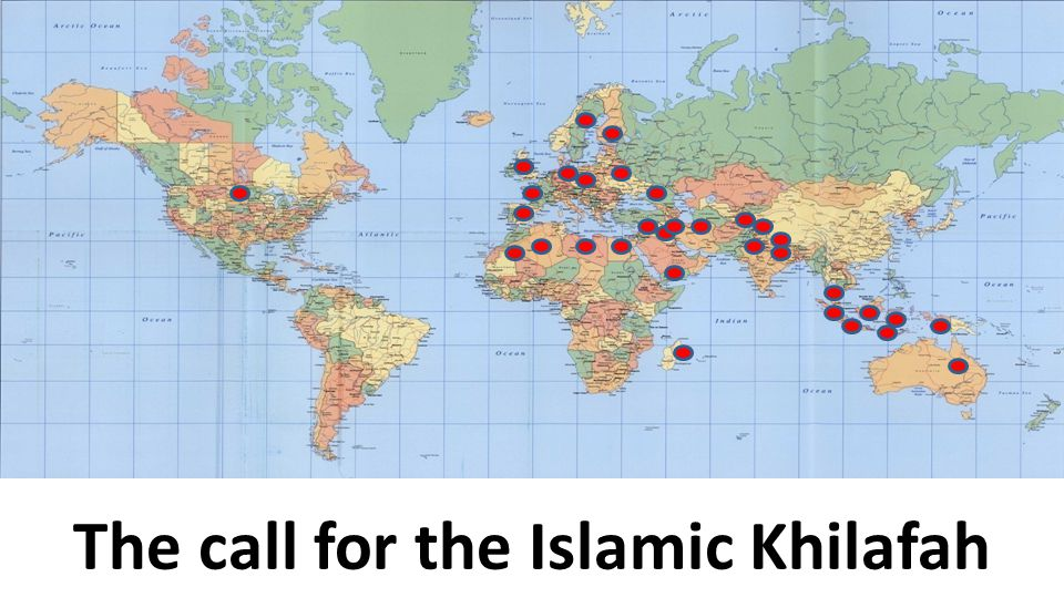 The call for the Islamic Khilafah