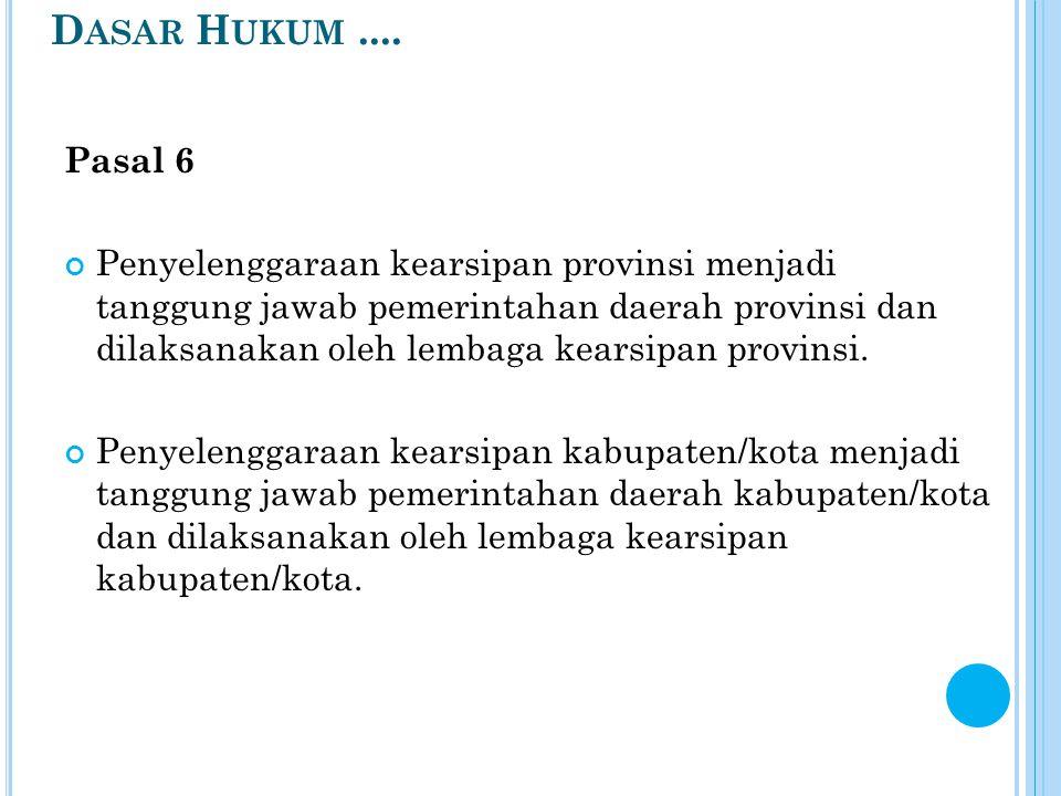 D ASAR H UKUM....