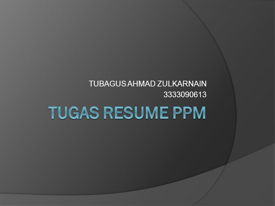 TUBAGUS AHMAD ZULKARNAIN 3333090613