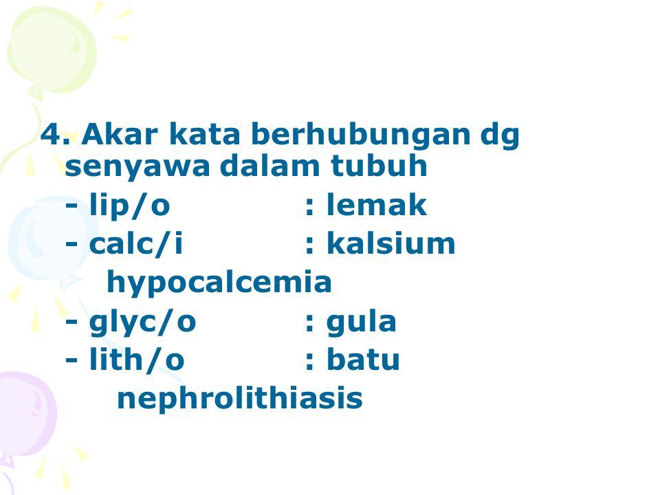 LATIHAN Oophoro salpingo hysterectomy colostomy Colo scopy Colo pexy mastectomy neuroplasty angiorrhaphy Tonsilectomy Neurotripsy
