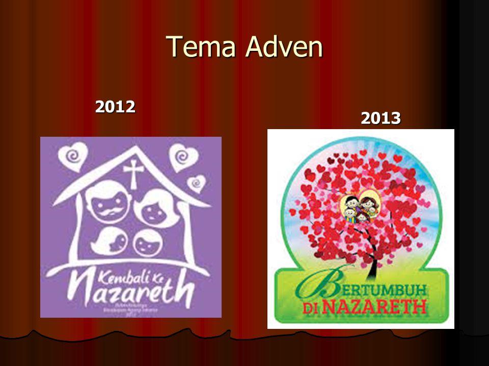 Tema Adven 2012 2013